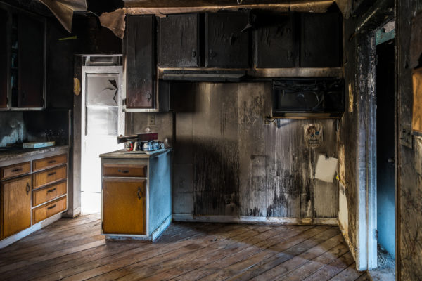 Residential Losses Kitchen Fire